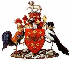 Chesterfield coat of arms