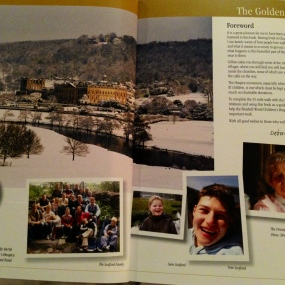 Golden Miles Foreword