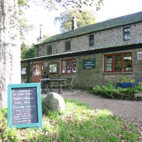 Longshaw Tea Room