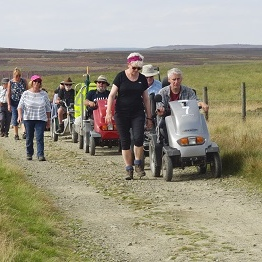 Disabled Ramblers
