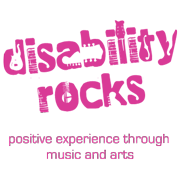 Disability rocks logo