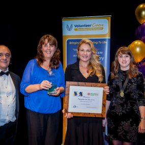 Voluntary Sector Award 1