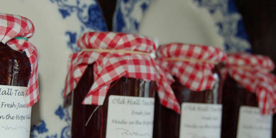 Old Hall Tea Room Jam