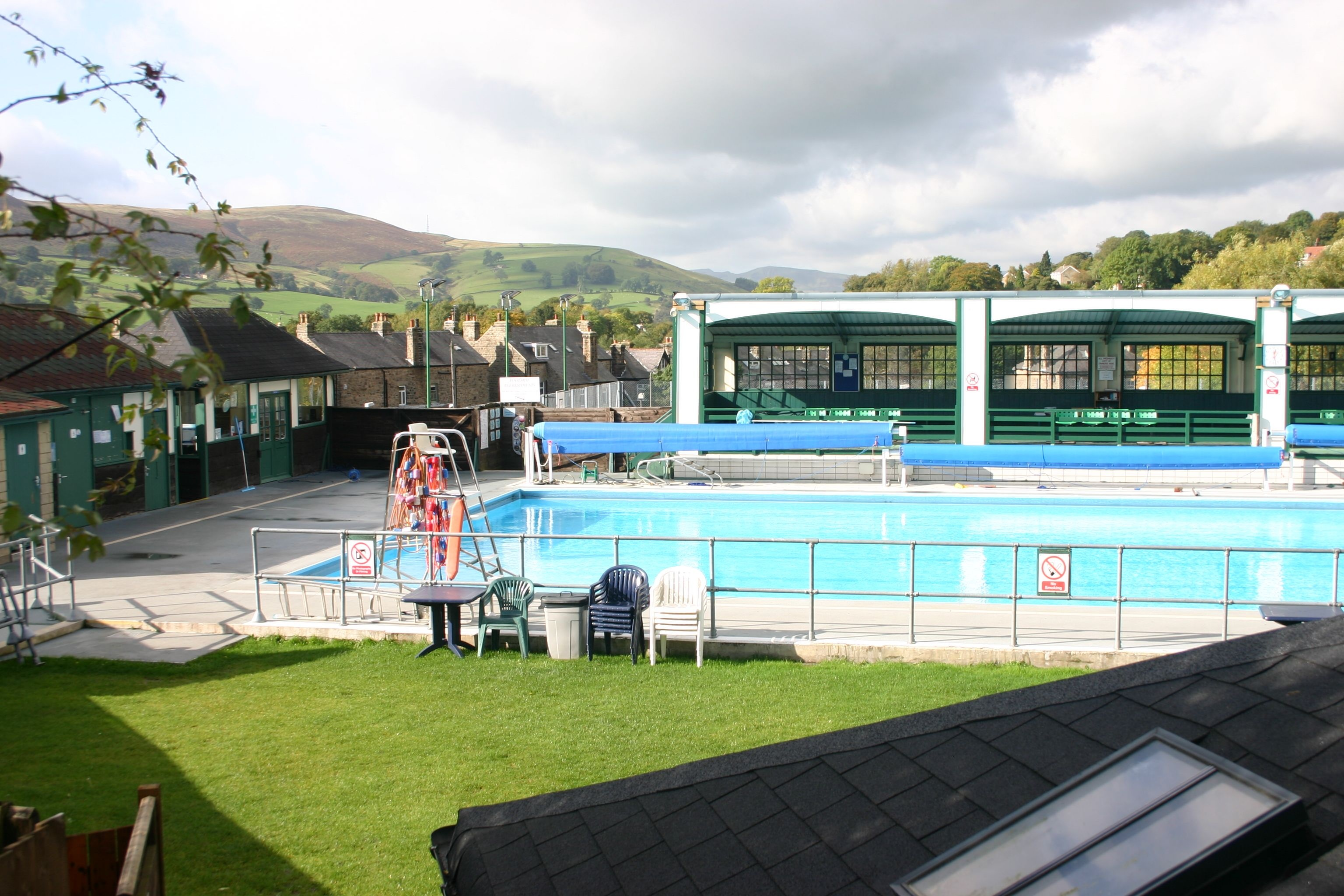 Hathersage Pool 2