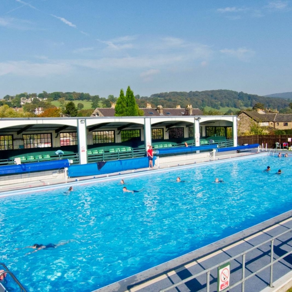Hathersage Swimming Pool Outdoor Pursuits Activity