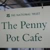 Penny Pot Cafe Sign