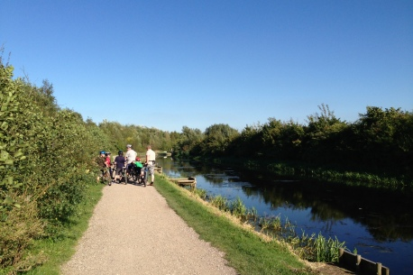 Chesterfield Canal 4