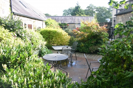 The Plough Inn Garden